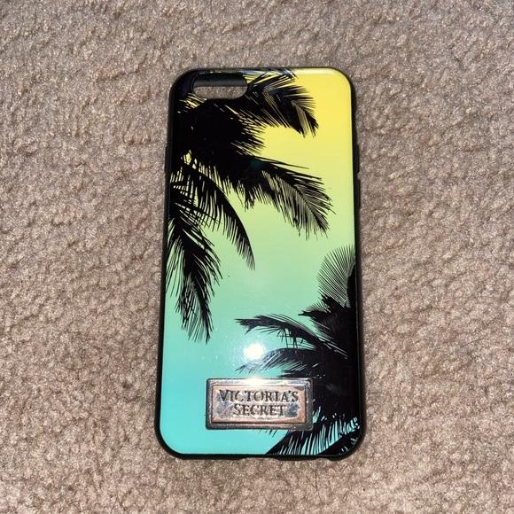 Victoria's Secret iPhone 6 Palm Tree Phone Case